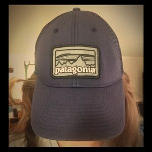 Patagonia trucker hat. One size